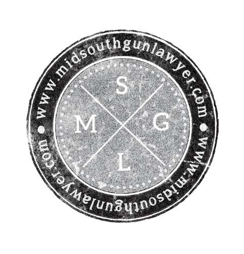 Midsouth Gun Lawyer Logo